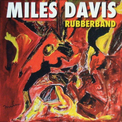 cover Miles Davis Rubberband