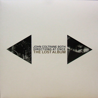 cover John Coltrane Both Directions at Once