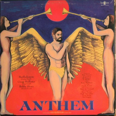 Anthem - rear cover