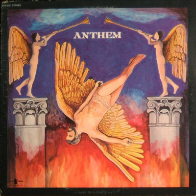 Anthem - front cover