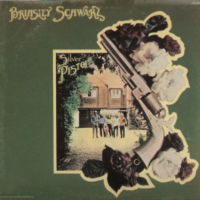 Brinsley Schwarz - front cover