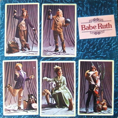 Babe Ruth - front cover