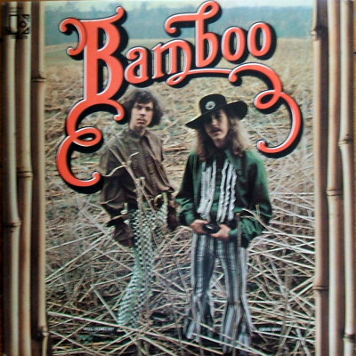 Bamboo - front cover