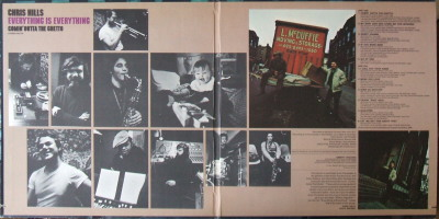 Everything is Everything - gatefold open