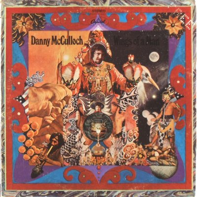 McCulloch, Danny - front cover