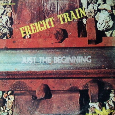 Freight Train - front cover
