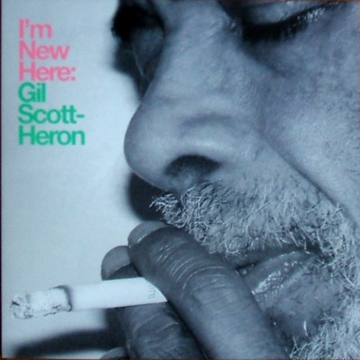 Gil Scott Heron - front cover