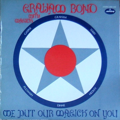 Graham Bond - front cover
