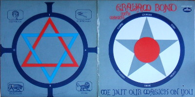 Graham Bond - gatefold back