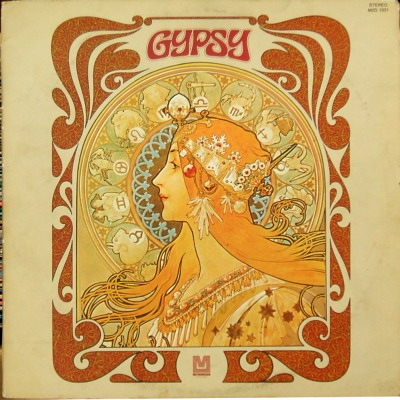 Gypsy - front cover