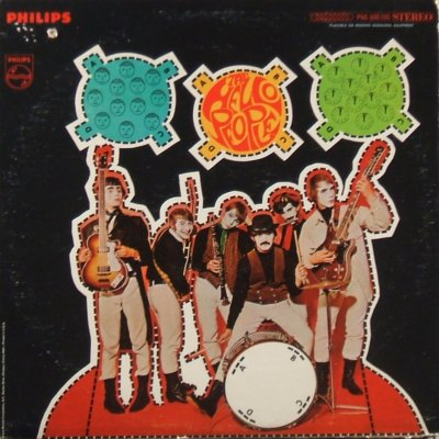 The Hello People  - front cover