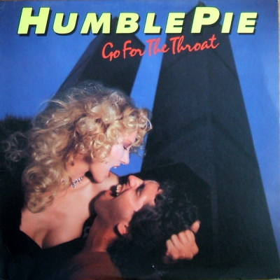 Humble Pie - front cover