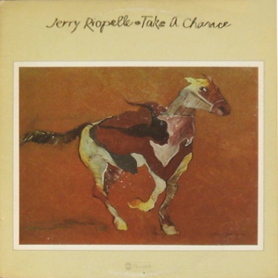 Jerry Riopelle - front cover