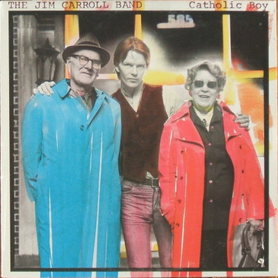 cover Jim Carroll Band - Catholic Boy