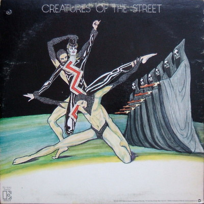 Creatures of the Street rear cover