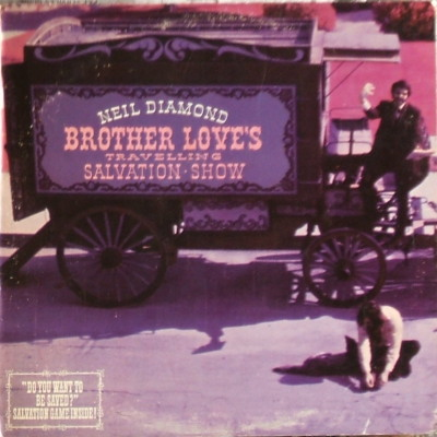 cover Neil Diamond - Brother Love's Traveling Salvation Show