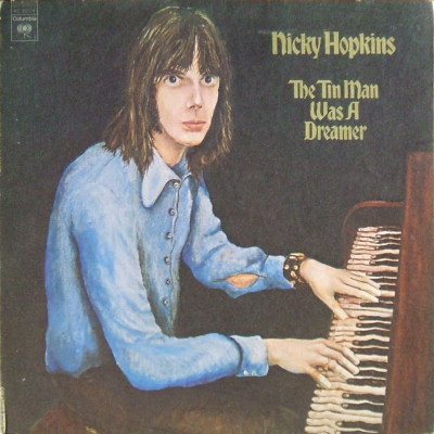 Nicky Hopkins - front cover