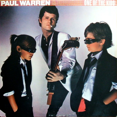 Paul Warren - front cover