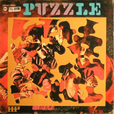 Puzzle - front cover