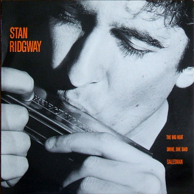 Stan Ridgway - front cover