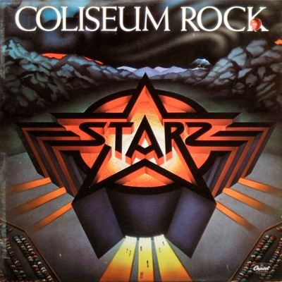Coliseum Rock - front cover