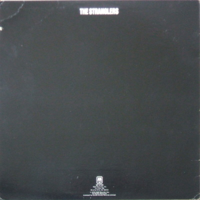 The Stranglers - rear cover