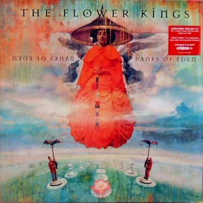 The Flower Kings - Banks of Eden - front cover