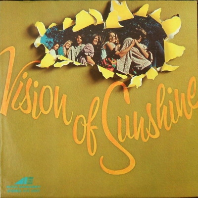 Vision of Sunshine - front cover