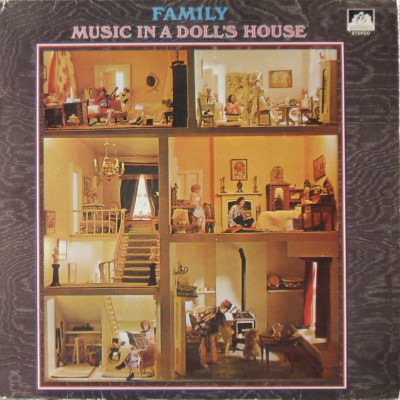 Family Music In A Doll S House 1968 Vinyl History